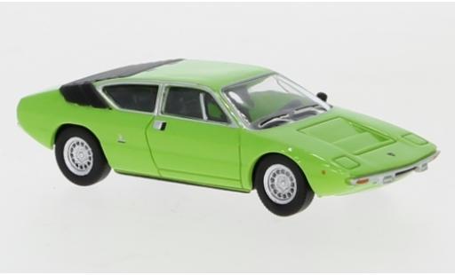 Lamborghini Urraco 1/87 PCX87 verte 1973 miniature