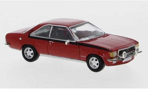 Opel Commodore 1/87 PCX87 B Coupe rouge 1972 miniature