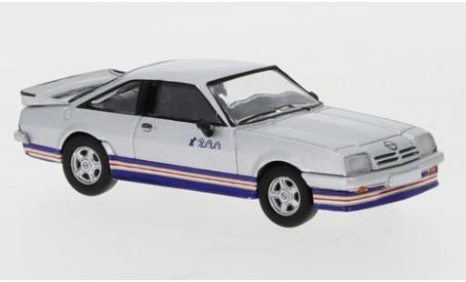 Opel Manta 1/87 PCX87 B i200 grise 1984 miniature