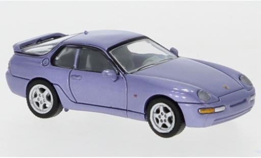 Porsche 968 1/87 PCX87 metallise lila 1991 miniature