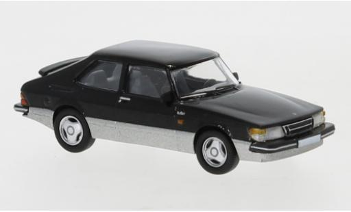 Saab 900 1/87 PCX87 Turbo noire 1986 miniature
