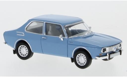 Saab 99 1/87 PCX87 bleue 1970 miniature
