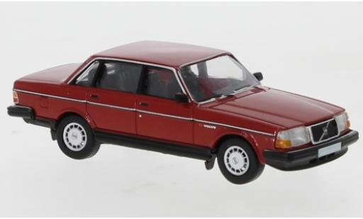 Volvo 240 1/87 PCX87 rouge 1989 miniature