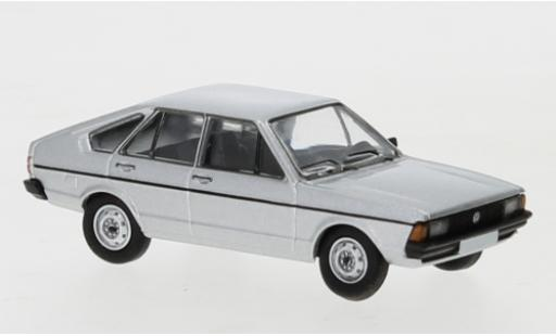 Volkswagen Passat 1/87 PCX87 B1 grey 1977 diecast model cars