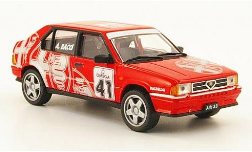 Alfa Romeo 33 1/43 PEGO CIVT No.41 1995 diecast model cars