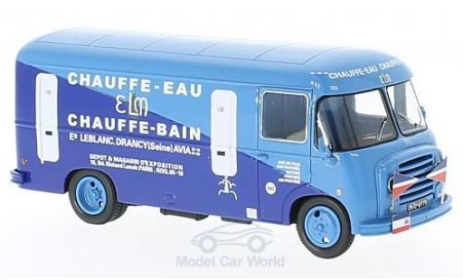 Citroen U23 1/43 Perfex Fourgon ELM Leblanc Tour Cycliste bleue/bleue 1958 miniature