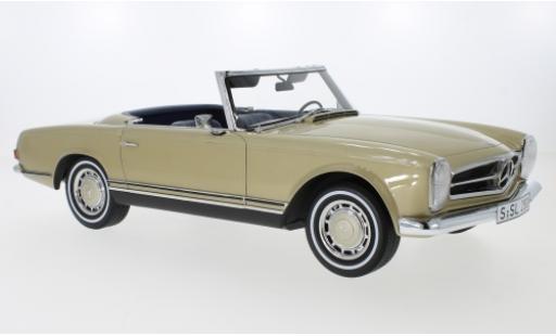 Mercedes 280 1/12 Premium ClassiXXs SL (W113) gold Pagode 1968 miniature