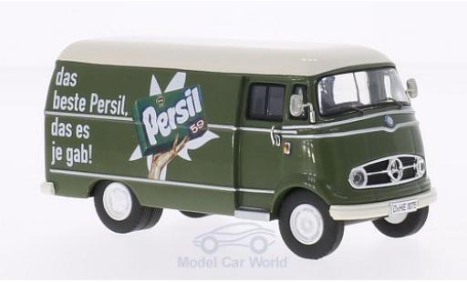 Mercedes L319 1/43 Premium ClassiXXs verte Persil miniature