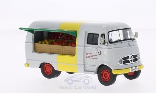 Mercedes L319 1/43 Premium ClassiXXs Verkaufswagen Gemüse miniature