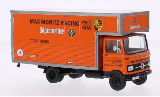 Mercedes LP 608 1/43 Premium ClassiXXs Koffer Max Moritz Racing miniature
