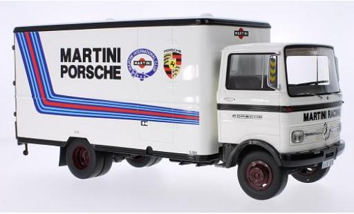 Mercedes LP 608 1/18 Premium ClassiXXs Service-LKW Martini miniature