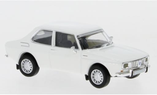 Saab 99 1/87 Premium ClassiXXs blanche 1970 miniature