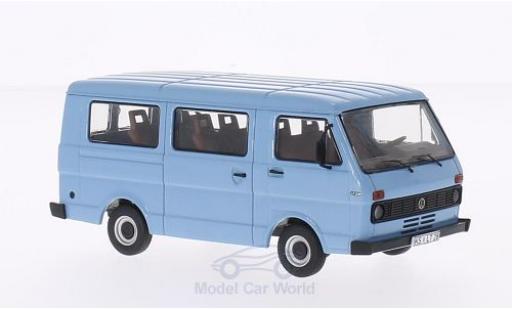 Volkswagen LT28 1/43 Premium ClassiXXs bleue miniature