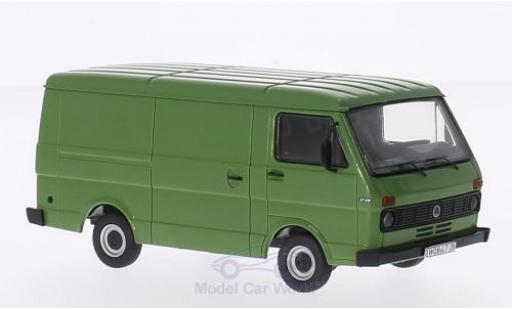 Volkswagen LT28 1/43 Premium ClassiXXs verte Kasten miniature