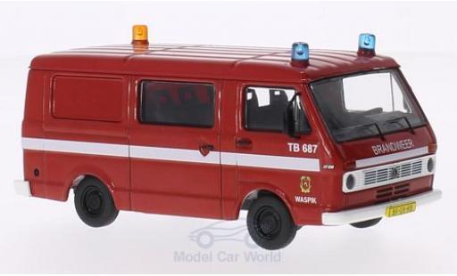 Volkswagen LT28 1/43 Premium ClassiXXs Kombi Brandweer miniature