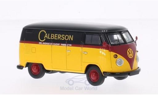 Volkswagen T1 B 1/43 Premium ClassiXXs Calberson Kastenwagen miniature