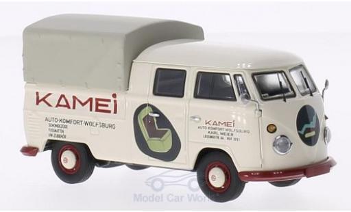 Volkswagen T1 A 1/43 Premium ClassiXXs DoKa Kamei Pritsche-Plane miniature