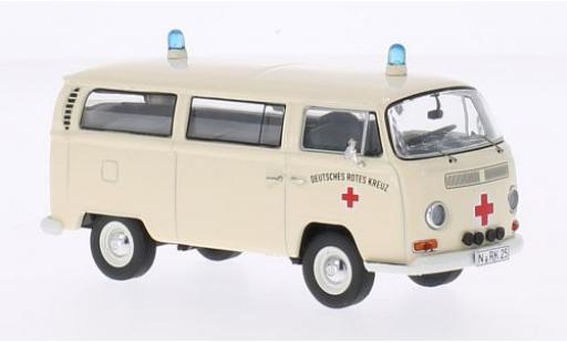 Volkswagen T2 1/43 Premium ClassiXXs a Bus DRK - Deutsches Rotes Kreuz diecast model cars