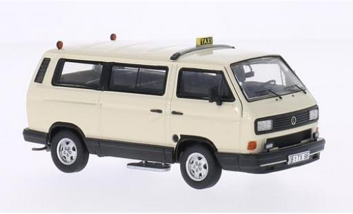 Volkswagen T3 1/43 Premium ClassiXXs b Taxi bus miniature