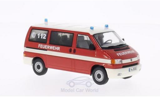 Volkswagen T4 1/43 Premium ClassiXXs Feuerwehr-Bus diecast