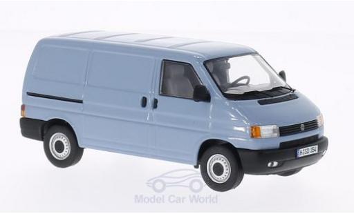 Volkswagen T4 1/43 Premium ClassiXXs bleue Kasten miniature