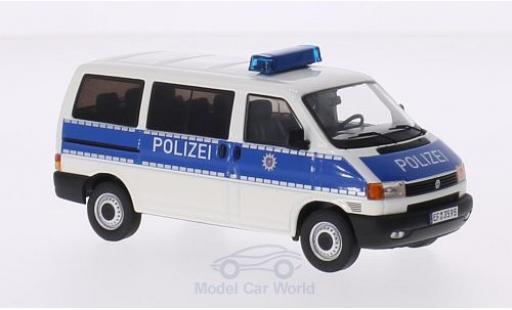 Volkswagen T4 1/43 Premium ClassiXXs Kombi Polizei Thüringen miniature