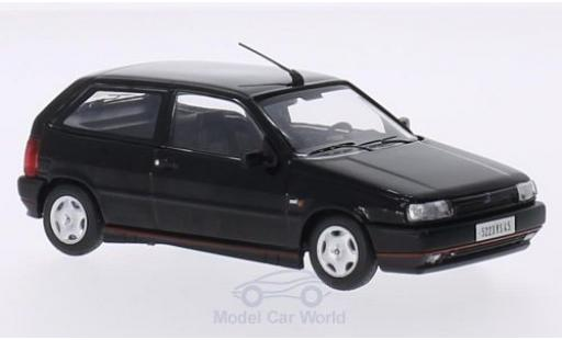 Fiat Tipo 1/43 Premium X 2.0ie 16V black 1995 3-Türer diecast model cars