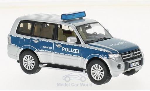 Mitsubishi Pajero 1/43 Premium X 2012 Polizei (Deutschland) miniature