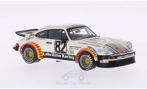 Porsche 934 1/43 Premium X No.82 Lubrifilm Racing Lubrifilm 24h Le Mans 1979 M.Vanoli/H.Müller/A.Pallavicini miniature