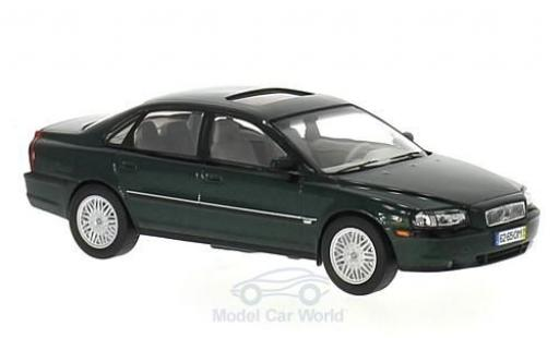 Volvo S80 1/43 Premium X metallise green 1999 diecast model cars