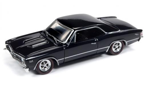 Chevrolet Chevelle 1/64 Racing Champions Mint SS azul 1967 coche miniatura
