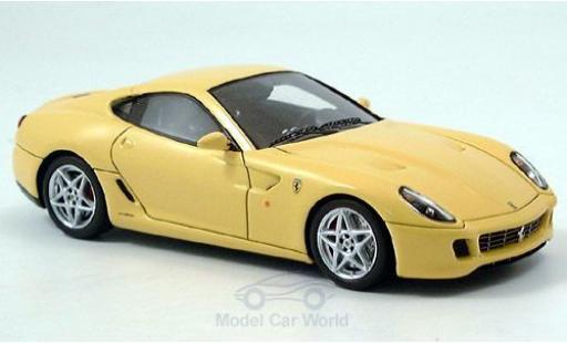 Ferrari 599 GTB 1/43 Red Line GTB jaune 2006 miniature