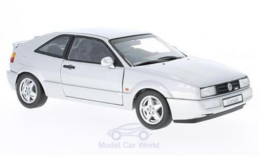 Volkswagen Corrado 1/18 Revell VR6 grey diecast model cars