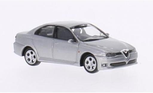 Alfa Romeo 156 1/87 Ricko GTA grise 2002 miniature