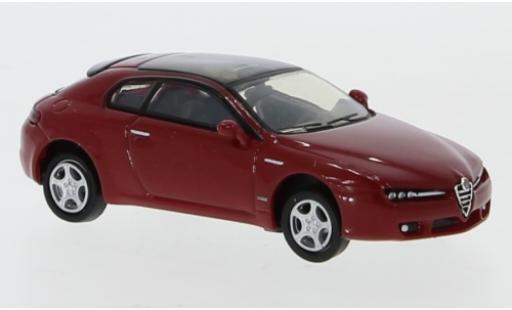 Alfa Romeo Brera 1/87 Ricko red 2006 diecast model cars