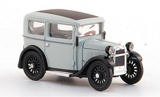 Bmw Dixi 1/87 Ricko grey/black 1929 ohne Vitrine diecast model cars