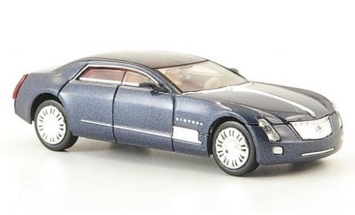 Cadillac Sixteen 1/87 Ricko metallise anthrazit miniature