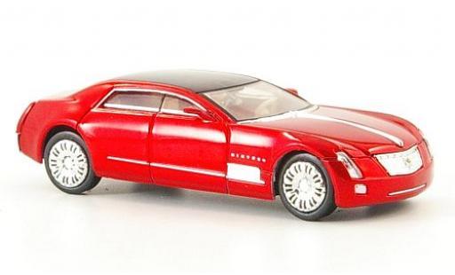 Cadillac Sixteen 1/87 Ricko metallise red 2003 diecast model cars