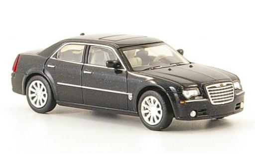 Chrysler 300C 1/87 Ricko HEMI SRT8 métallisé noire 2005 ohne Vitrine miniature