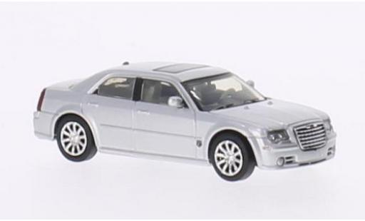 Chrysler 300C 1/87 Ricko HEMI SRT8 grise 2005 miniature