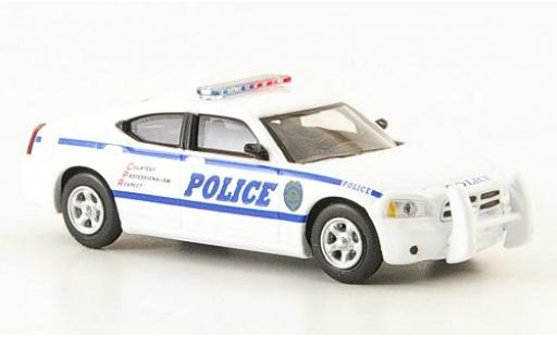 Dodge Charger 1/87 Ricko Police Highway Patrol Polizei (USA) miniature