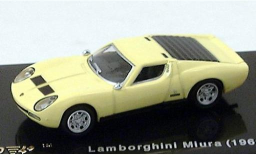 Lamborghini Miura 1/87 Ricko jaune 1966 miniature