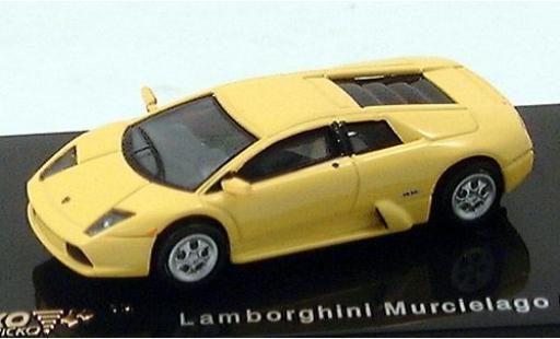 Lamborghini Murcielago 1/87 Ricko jaune 2001 miniature