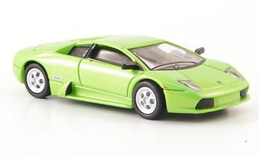 Lamborghini Murcielago 1/87 Ricko mettalic grün 2001 modellautos