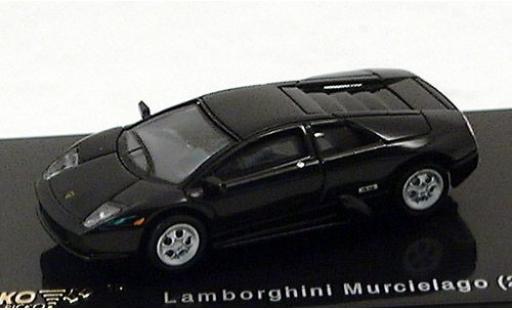 Lamborghini Murcielago 1/87 Ricko noire 2001 miniature