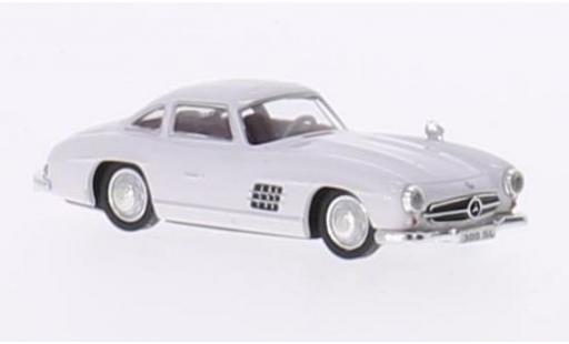Mercedes 300 1/87 Ricko SL (W198) blanche 1954 miniature