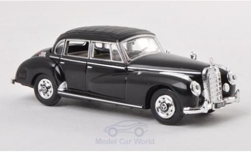 Mercedes 300 1/87 Ricko c (W186) noire 1955 ohne Vitrine miniature