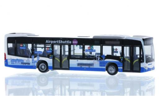 Mercedes Citaro 1/87 Rietze Airportshuttle Anger Bus Potsdam 2012 collectors edition Nr.112 modellautos