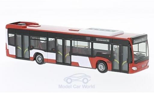 Mercedes Citaro 1/87 Rietze Arzt Reisen- VAG Nürnberg 2015 diecast model cars
