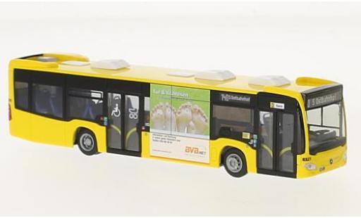 Mercedes Citaro 1/87 Rietze Bus-Verkehr-Berlin 2012 diecast model cars